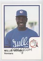 Willie Shanks