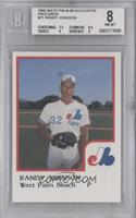 Randy Johnson [BGS 8]