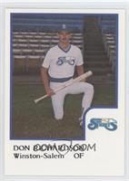 Donnie Richardson