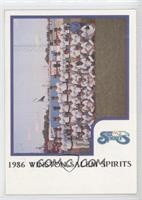 Winston-Salem Spirits Team