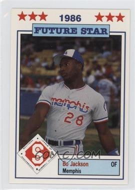 1986 Southern League All-Stars - [Base] #13 - Bo Jackson