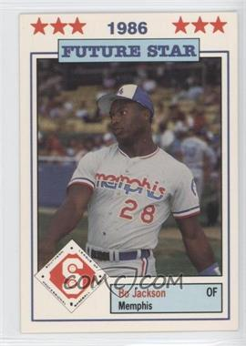 1986 Southern League All-Stars #13 - Bo Jackson