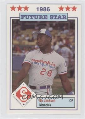 1986 Southern League All-Stars #13 - Bo Jackson