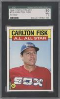 Carlton Fisk [SGC86]