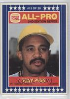 Jim Rice, Tony Pena
