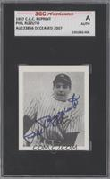 Phil Rizzuto [SGC AUTHENTIC]