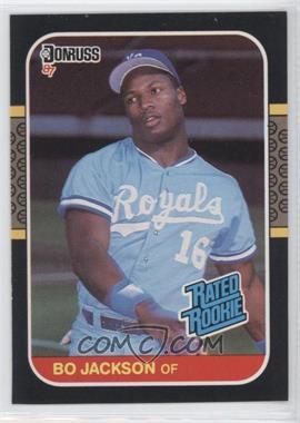 1987 Donruss - [Base] #35 - Bo Jackson