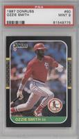 Ozzie Smith [PSA 9]
