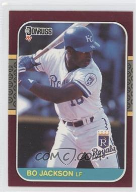 1987 Donruss Opening Day Box Set [Base] #205 - Bo Jackson
