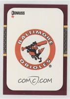 Baltimore Orioles Team