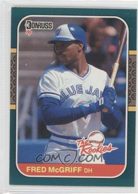 1987 Donruss The Rookies Box Set [Base] #31 - Fred McGriff