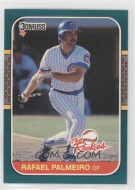 1987 Donruss The Rookies Box Set [Base] #47 - Rafael Palmeiro