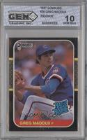 Greg Maddux [ENCASED]