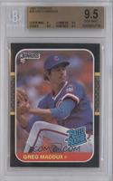 Greg Maddux [BGS 9.5]