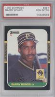 Barry Bonds [PSA 10]