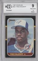 Fred McGriff [ENCASED]