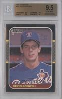 Kevin Brown [BGS 9.5]