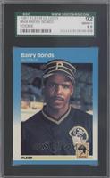 Barry Bonds [SGC92]