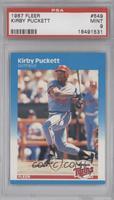 Kirby Puckett [PSA9]