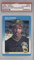 Barry Bonds [PSA/DNA Certified Auto]