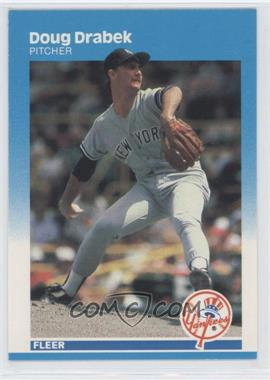 1987 Fleer - [Base] #96 - Doug Drabek