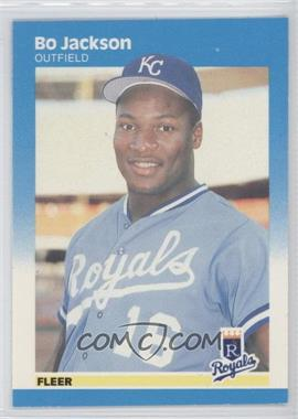 1987 Fleer Factory Set [Base] Glossy #369 - Bo Jackson