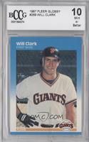 Will Clark [ENCASED]