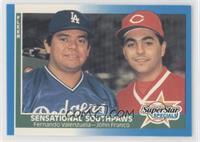 Fernando Valenzuela, John Franco