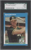 Mark McGwire [SGC92]
