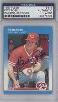 Pete Rose [PSA/DNACertifiedAuto]