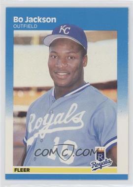 1987 Fleer #369 - Bo Jackson