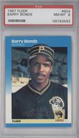Barry Bonds [PSA 8]