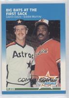 Glenn Davis, Eddie Murray