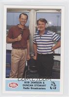 Bob Jamison, Duncan Stewart
