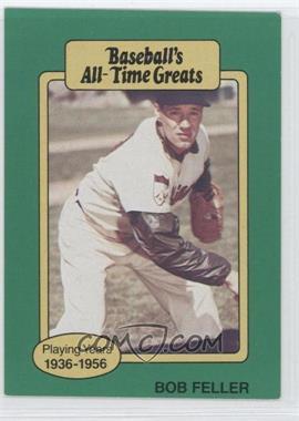 1987 Hygrade Baseball's All-Time Greats - [Base] #BOFE - Bob Feller