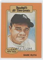 Babe Ruth (Orange Border, Yellow Back)