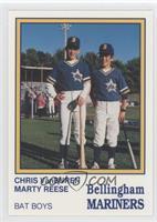 Marty Reese, Chris VanBuren
