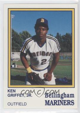 1987 Internationals Sportcard Bellingham Mariners #15 - Ken Griffey Jr.