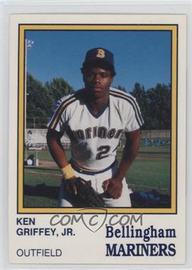1987 Internationals Sportcard Bellingham Mariners #15 - Ken Griffey Jr.
