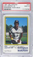 Ken Griffey Jr. [PSA 9]