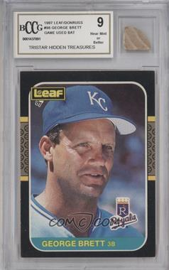 1987 Leaf Canadian [???] #96 - George Brett