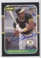 Jose Canseco /33