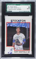 Gary Sheffield [SGC AUTHENTIC AUTO]