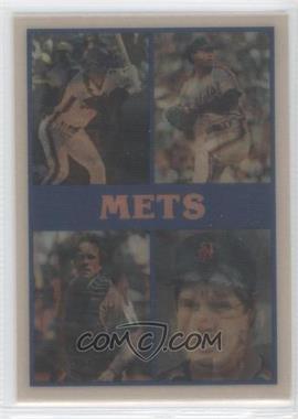 1987 Sportflics Team Previews - Mail-In [Base] #2 - New York Mets Team