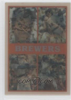 1987 Sportflics Team Previews Mail-In [Base] #19 - Milwaukee Brewers Team