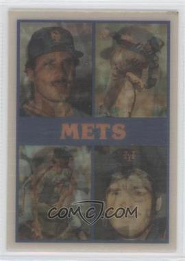 1987 Sportflics Team Previews Mail-In [Base] #2 - New York Mets Team