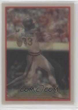 1987 Sportflics #90 - Jose Canseco