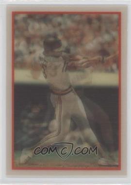 1987 Sportflics #90 - Jose Canseco