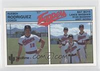 Rueben Rodriguez, Lance Bagshaw, Ryan Bagshaw, Andy Iancoa