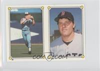 Roger Clemens, Mitch Webster